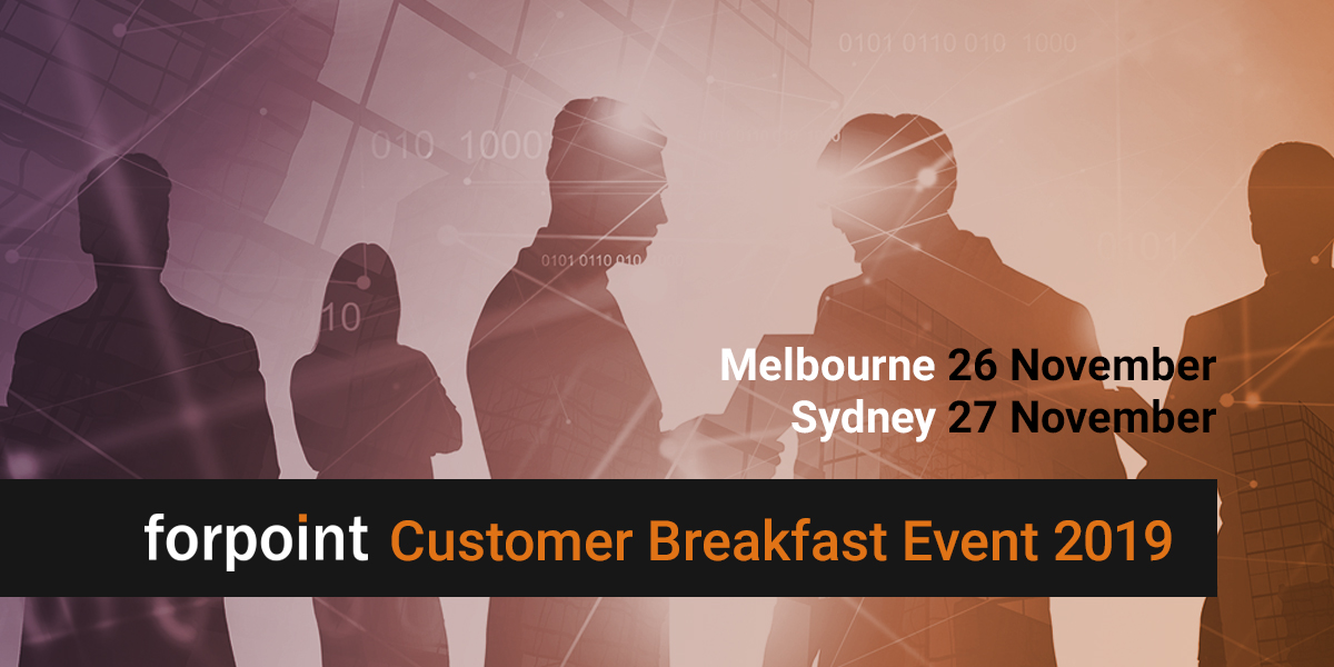 Annual Forpoint Customer Breakfast Event