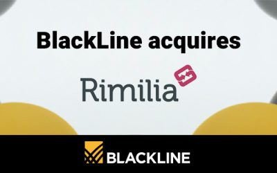 BlackLine acquires Rimilia to add AI-powered accounts receivable automation to modern accounting platform.